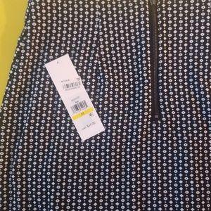 Kensie Skirts - Kensie knit grommet skirt (108)